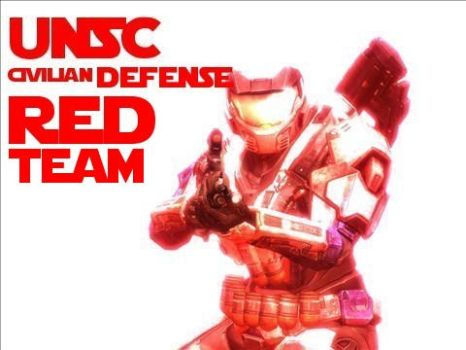 The Red Team by tainer-brown