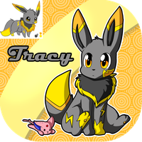 Tracy by pinkeevee222