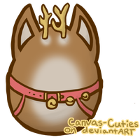 Clarice_Rudolph : kyoopa by Canvas-Cutie