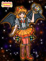 Dark Confectionist Tangerine by Magical-Mama