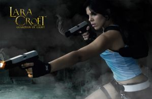 Lara Croft LCGoL cosplay by Jessie-TR