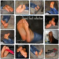 Deniel feet collection by talpimado
