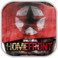 HomeFront Game Icon by Wolfangraul