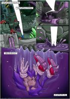 Speed and Purpose: Issue 1 Page 1 by Swirlything