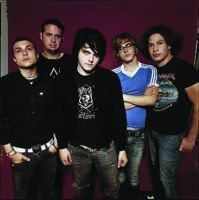 My Chemical Romance 7 by xXMsPhantomPunkXx