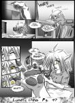 Lunatic chaos- Issue 1 pg 47 by Barrin84