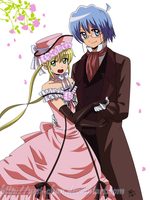 Hayate the Black Butler by yesi-chan