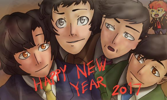 Happy New Year by Sophie-likes