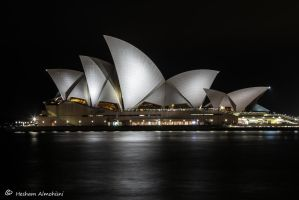 Opera House ... by Al-Msafer