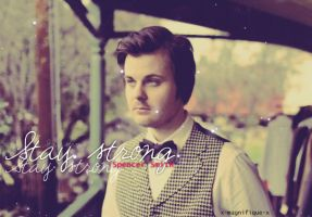 Stay strong, Spencer Smith by x-Magnifique-x