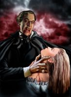 The Prince Of Darkness by Loneanimator