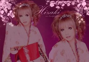 Hizaki, our beautiful flower by bellie1997