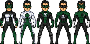 Kyle Rayner the Tourchbearer by BAILEY2088