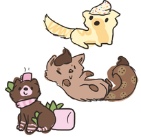 dessert adopts! (OPEN) by Cushies