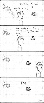 Conversations With My Brain 2 by Kalapusa