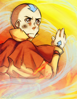 Aang 002 by bobcoolster