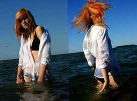 ake in sea by hatred103