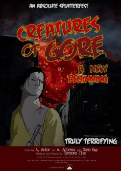 Creatures of Gore by shweebie