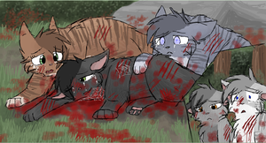 I'm glad I came back to ThunderClan... by CascadingSerenity