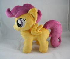 Scootaloo V2 plush by LiLMoon
