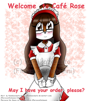 Welcome to Cafe Rose by Kamiflor