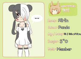 [Kemonomimi Tree] Airin Application by Pupurini