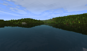A Simple Minecraft View by Myrik-Tylo