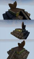 High Res Pedestal Temple by toxkillfraex