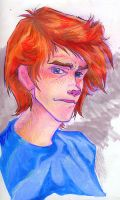 The Boy Who Had Freckles, HP by AmberPalette