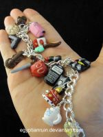 Sherlocked Charm Bracelet 2 by egyptianruin