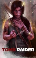 Tomb Raider With Logo by Micha-vom-Wald
