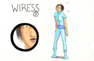 District 3: Wiress by Broken-Endings