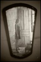 vintage reflection by yanhost