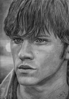 Sam Winchester by acjub