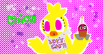 Little Chica the Chicken by xKirbyStar