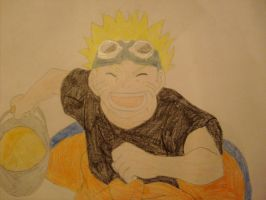 Little Naruto by juliegregersen