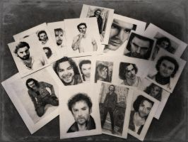 Aidan Turner: The Eyebrow Obsession by SHParsons
