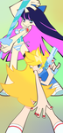 Panty and  Stocking by Axcell1ben