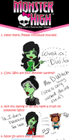 Monster High Meme - Westia by MissScarfbeard