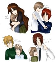 Sealand's Celtic Fam by MissMayHirai