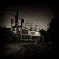 Train by lwc71