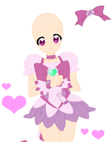 Magical Girl .:Base:. by animelover876