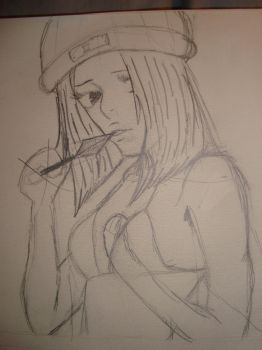 Naruto character I suppose.. by DrkKitten21