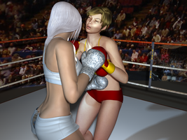 29 Sylvia Silver Teaches A Hard Lesson by cpunch