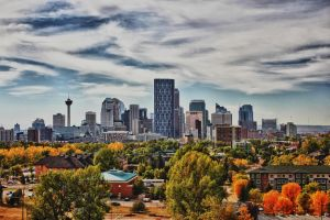 Downtown Calgary [HDR] by MrConductor