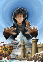 A wizard of Earthsea by KisTithen