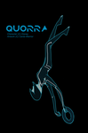 Quorra Flip ,Flatcolour, by Cards-Warrior