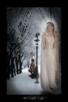 The White Witch of Narnia by Alegion