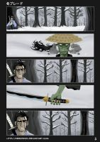 Winter Blade - Page 1 by Fergtron