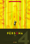Persona 4 by FireCouch